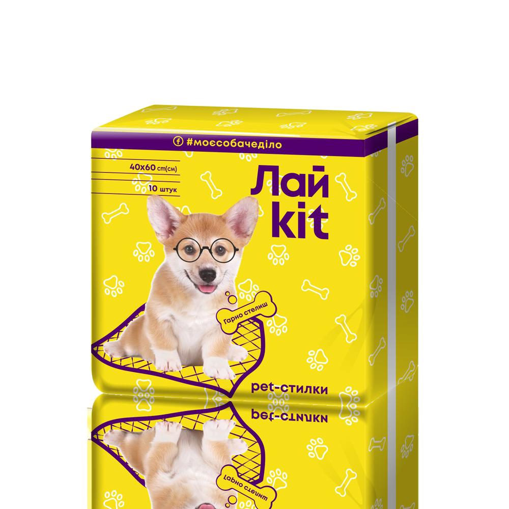 Лайkit Diapers hygienic for animals, 10 pcs.- Фото 6 - Biosphere